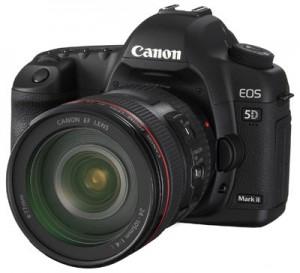 Polecam and DSLR cameras